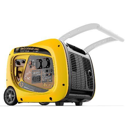 Generador inverter gasolina MG3000i RC