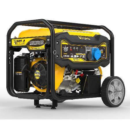 Generador Control Remoto MG7000E RC 7000W