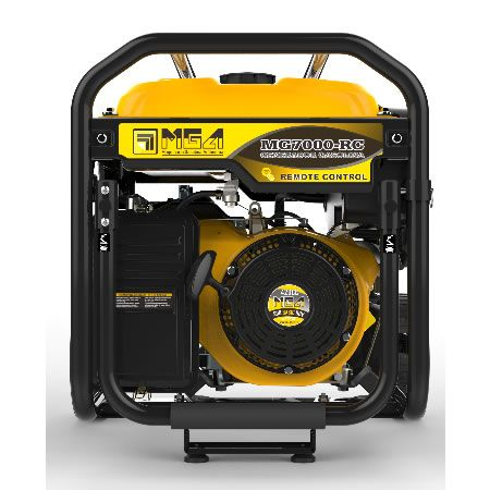 Generador Mando a Distancia MG7000E RC 7000W