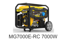 Generador MG7000E RC 7000W